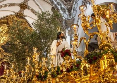 Paso de Nuestro Padre Jesús de la Oración en el Huerto