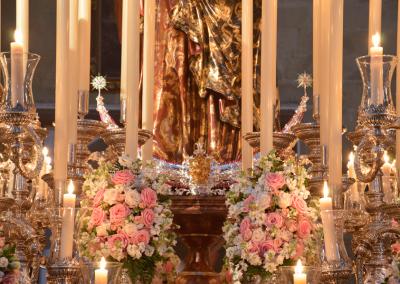 Salida Nuestra Señora del Amparo