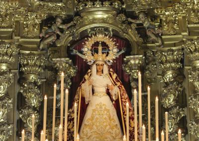 Triduo María Santísima de la Candelaria
