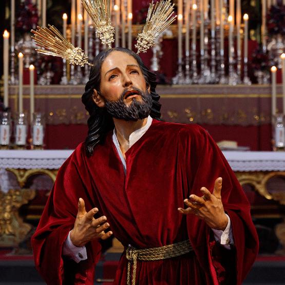 Quinario de Nuestro Padre Jesús de la Oración en el Huerto y Fiesta de Regla