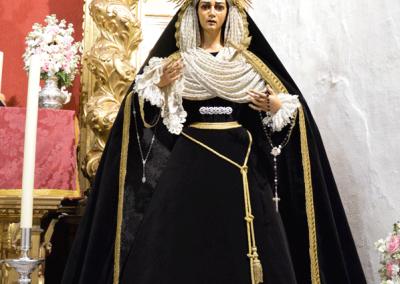 María Sta. de la Candelaria