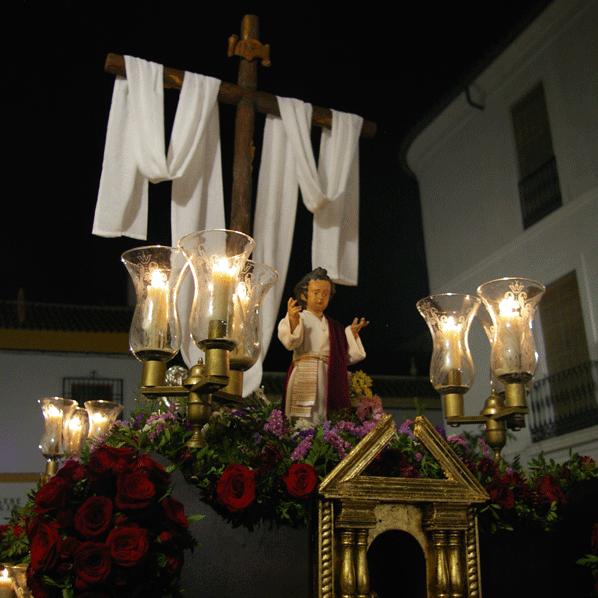Santa Cruz. Organizada por el Grupo Joven.