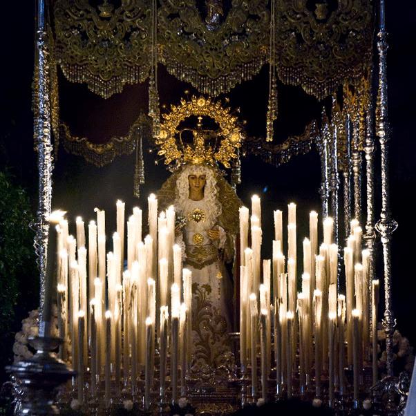 Paso María Stma. de la Candelaria